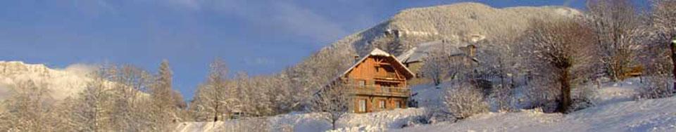 Location Appartement - Savines le Lac - Les Gaillards - St Sauveur -